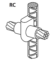 Cable To Rebar Connection Molds - RC